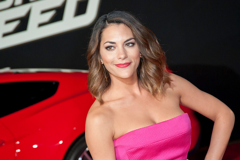 HOLLYWOOD, CA - MARCH 06: Actress Inbar Lavi arrives at the premiere of DreamWorks Pictures' 'Need For Speed' at TCL Chinese Theatre on March 6, 2014 in Hollywood, California. (Photo by Tom Sorensen/Moovieboy Pictures)
