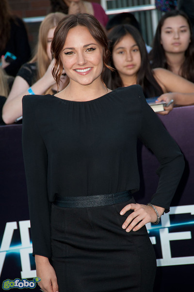 LOS ANGELES, CA - MARCH 18: Actress Briana Evigan arrives at the premiere of Summit Entertainment's 'Divergent' at the Regency Bruin Theatre on Tuesday, March 18, 2014 in Los Angeles, California. (Photo by Tom Sorensen/Moovieboy Pictures)