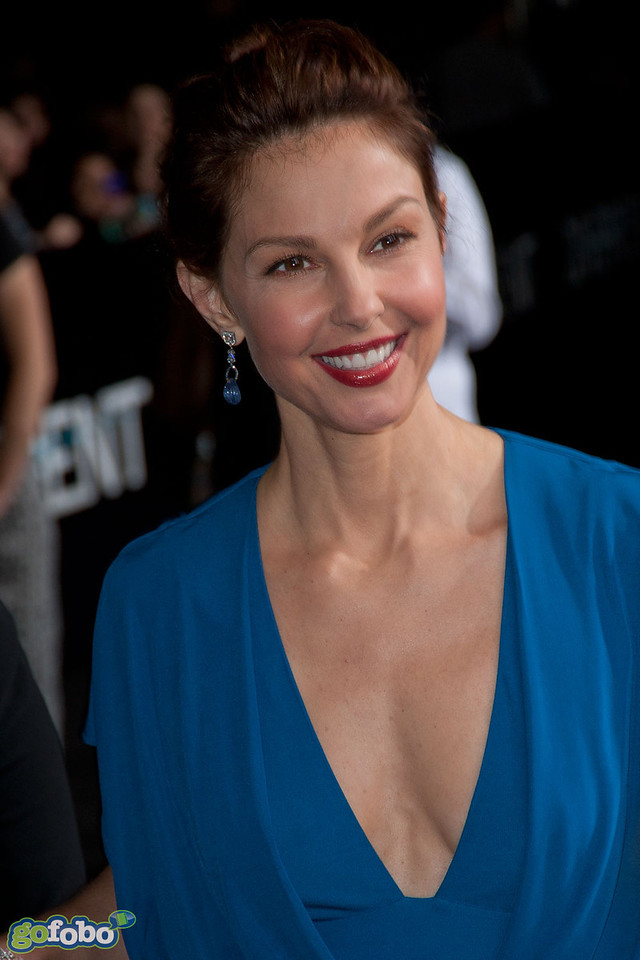 LOS ANGELES, CA - MARCH 18: Actress Ashley Judd arrives at the premiere of Summit Entertainment's 'Divergent' at the Regency Bruin Theatre on Tuesday, March 18, 2014 in Los Angeles, California. (Photo by Tom Sorensen/Moovieboy Pictures)