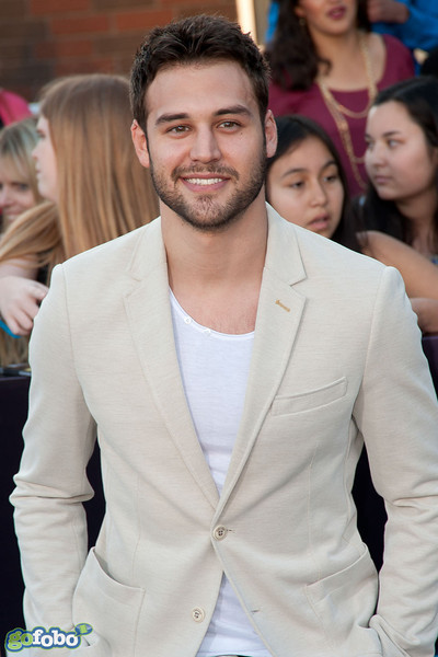 LOS ANGELES, CA - MARCH 18: Actor Ryan Guzman arrives at the premiere of Summit Entertainment's 'Divergent' at the Regency Bruin Theatre on Tuesday, March 18, 2014 in Los Angeles, California. (Photo by Tom Sorensen/Moovieboy Pictures)