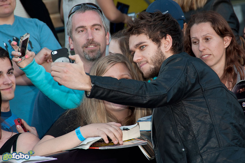 LOS ANGELES, CA - MARCH 18: Recording artists Zedd arrives at the premiere of Summit Entertainment's 'Divergent' at the Regency Bruin Theatre on Tuesday, March 18, 2014 in Los Angeles, California. (Photo by Tom Sorensen/Moovieboy Pictures)