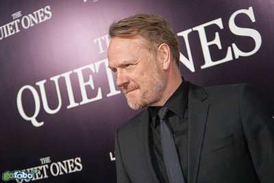 LOS ANGELES, CA - APRIL 22: Actor Jared Harris arrives at the premiere of Lionsgate Films' 'The Quiet Ones' at The Theatre At Ace Hotel on Tuesday April 22, 2014 in Los Angeles, California. (Photo by Tom Sorensen/Moovieboy Pictures)