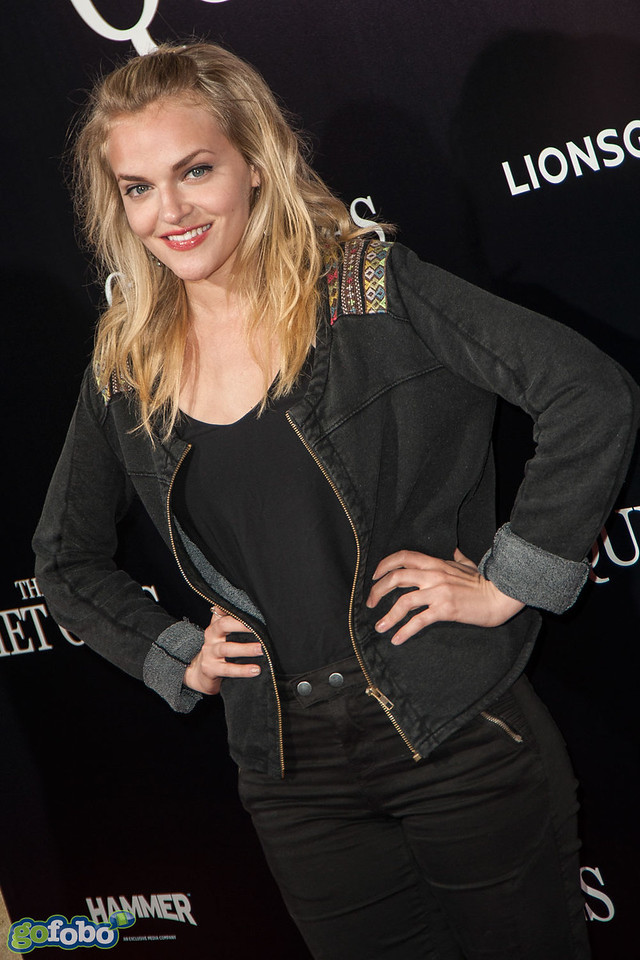 LOS ANGELES, CA - APRIL 22: Actress Madeline Brewer arrives at the premiere of Lionsgate Films' 'The Quiet Ones' at The Theatre At Ace Hotel on Tuesday April 22, 2014 in Los Angeles, California. (Photo by Tom Sorensen/Moovieboy Pictures)