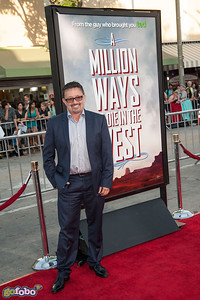 WESTWOOD, CA - MAY 15: Producer Jason Clark arrives at the premiere of Universal Pictures and MRC's 'A Million Ways To Die In The West' at Regency Village Theatre on Thursday May 15, 2014 in Westwood, California. (Photo by Tom Sorensen/Moovieboy Pictures)