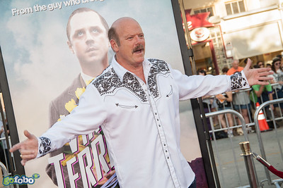 WESTWOOD, CA - MAY 15: Actor Rex Linn arrives at the premiere of Universal Pictures and MRC's 'A Million Ways To Die In The West' at Regency Village Theatre on Thursday May 15, 2014 in Westwood, California. (Photo by Tom Sorensen/Moovieboy Pictures)