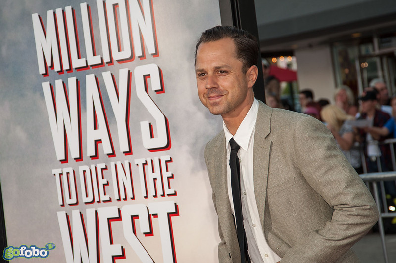 WESTWOOD, CA - MAY 15: Actor Giovanni Ribisi arrives at the premiere of Universal Pictures and MRC's 'A Million Ways To Die In The West' at Regency Village Theatre on Thursday May 15, 2014 in Westwood, California. (Photo by Tom Sorensen/Moovieboy Pictures)