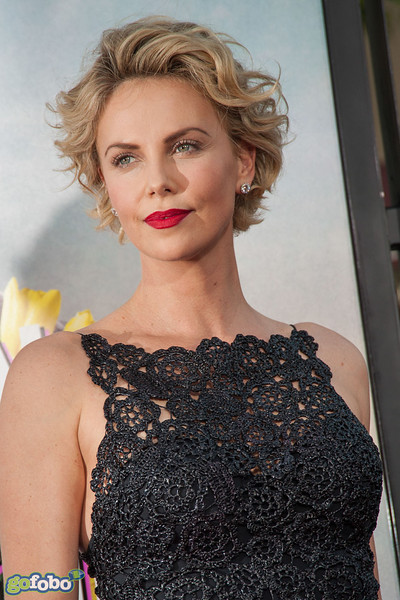 WESTWOOD, CA - MAY 15: Actress Charlize Theron arrives at the premiere of Universal Pictures and MRC's 'A Million Ways To Die In The West' at Regency Village Theatre on Thursday May 15, 2014 in Westwood, California. (Photo by Tom Sorensen/Moovieboy Pictures)