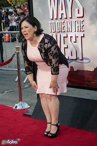 WESTWOOD, CA - MAY 15: Actress Alex Borstein arrives at the premiere of Universal Pictures and MRC's 'A Million Ways To Die In The West' at Regency Village Theatre on Thursday May 15, 2014 in Westwood, California. (Photo by Tom Sorensen/Moovieboy Pictures)