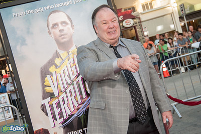 WESTWOOD, CA - MAY 15: Actor Dennis Haskins arrives at the premiere of Universal Pictures and MRC's 'A Million Ways To Die In The West' at Regency Village Theatre on Thursday May 15, 2014 in Westwood, California. (Photo by Tom Sorensen/Moovieboy Pictures)