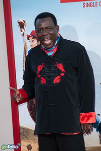 HOLLYWOOD, CA - MAY 21: Actor Abdoulaye NGom arrives at the Los Angeles premiere of 'Blended' at TCL Chinese Theatre on Wednesday May 21, 2014 in Hollywood, California. (Photo by Tom Sorensen/Moovieboy Pictures)