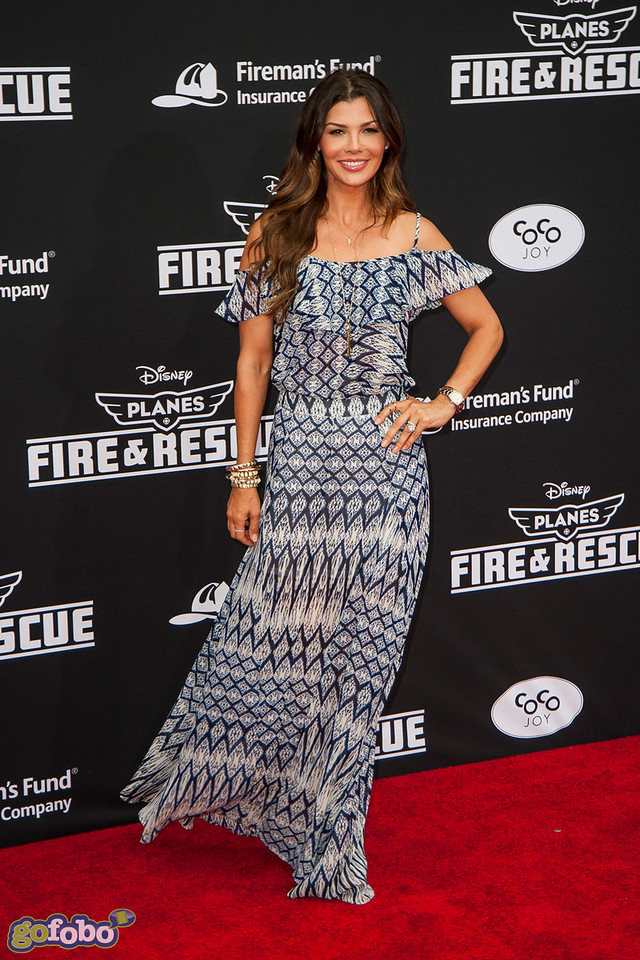 HOLLYWOOD, CA - JULY 15: Actress Ali Landry attends the premiere of Disney's 'Planes: Fire & Rescue' at the El Capitan Theatre on Tuesday July 15, 2014 in Hollywood, California. (Photo by Tom Sorensen/Moovieboy Pictures)