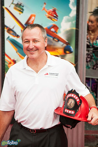 HOLLYWOOD, CA - JULY 15: Vice-President, Brand & Customer Marketing at Fireman's Fund Insurance Company, Paul Fuegner attends the premiere of Disney's 'Planes: Fire & Rescue' at the El Capitan Theatre on Tuesday July 15, 2014 in Hollywood, California. (Photo by Tom Sorensen/Moovieboy Pictures)