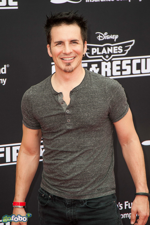 HOLLYWOOD, CA - JULY 15: Actor Hal Sparks attends the premiere of Disney's 'Planes: Fire & Rescue' at the El Capitan Theatre on Tuesday July 15, 2014 in Hollywood, California. (Photo by Tom Sorensen/Moovieboy Pictures)