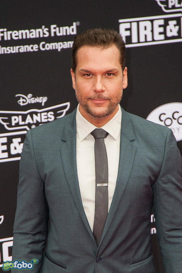 HOLLYWOOD, CA - JULY 15: Actor Dane Cook attends the premiere of Disney's 'Planes: Fire & Rescue' at the El Capitan Theatre on Tuesday July 15, 2014 in Hollywood, California. (Photo by Tom Sorensen/Moovieboy Pictures)