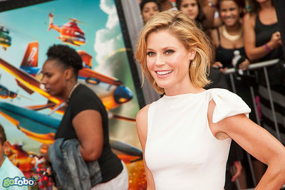 HOLLYWOOD, CA - JULY 15: Actress Julie Bowen attends the premiere of Disney's 'Planes: Fire & Rescue' at the El Capitan Theatre on Tuesday July 15, 2014 in Hollywood, California. (Photo by Tom Sorensen/Moovieboy Pictures)