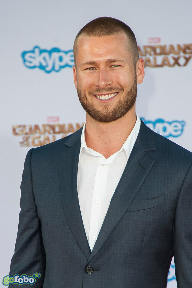 HOLLYWOOD, CA - JULY 21: Actor Glen Powell attends Marvel's 'Guardians Of The Galaxy' Los Angeles Premiere at the Dolby Theatre on Monday July 21, 2014 in Hollywood, California. (Photo by Tom Sorensen/Moovieboy Pictures)