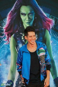 HOLLYWOOD, CA - JULY 21: Actor Miguel Pinzo attends Marvel's 'Guardians Of The Galaxy' Los Angeles Premiere at the Dolby Theatre on Monday July 21, 2014 in Hollywood, California. (Photo by Tom Sorensen/Moovieboy Pictures)