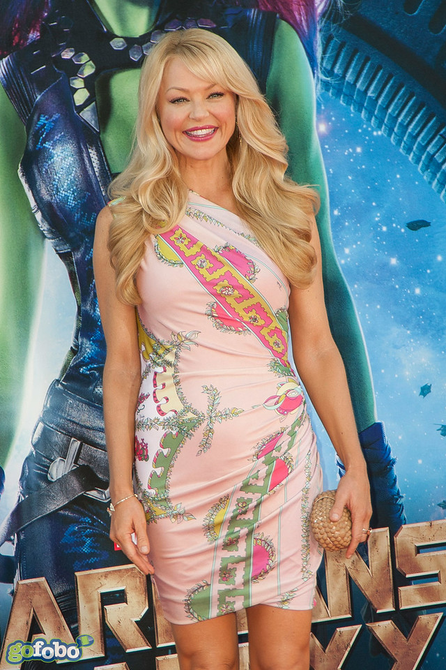 HOLLYWOOD, CA - JULY 21: Actress Charlotte Ross attends Marvel's 'Guardians Of The Galaxy' Los Angeles Premiere at the Dolby Theatre on Monday July 21, 2014 in Hollywood, California. (Photo by Tom Sorensen/Moovieboy Pictures)