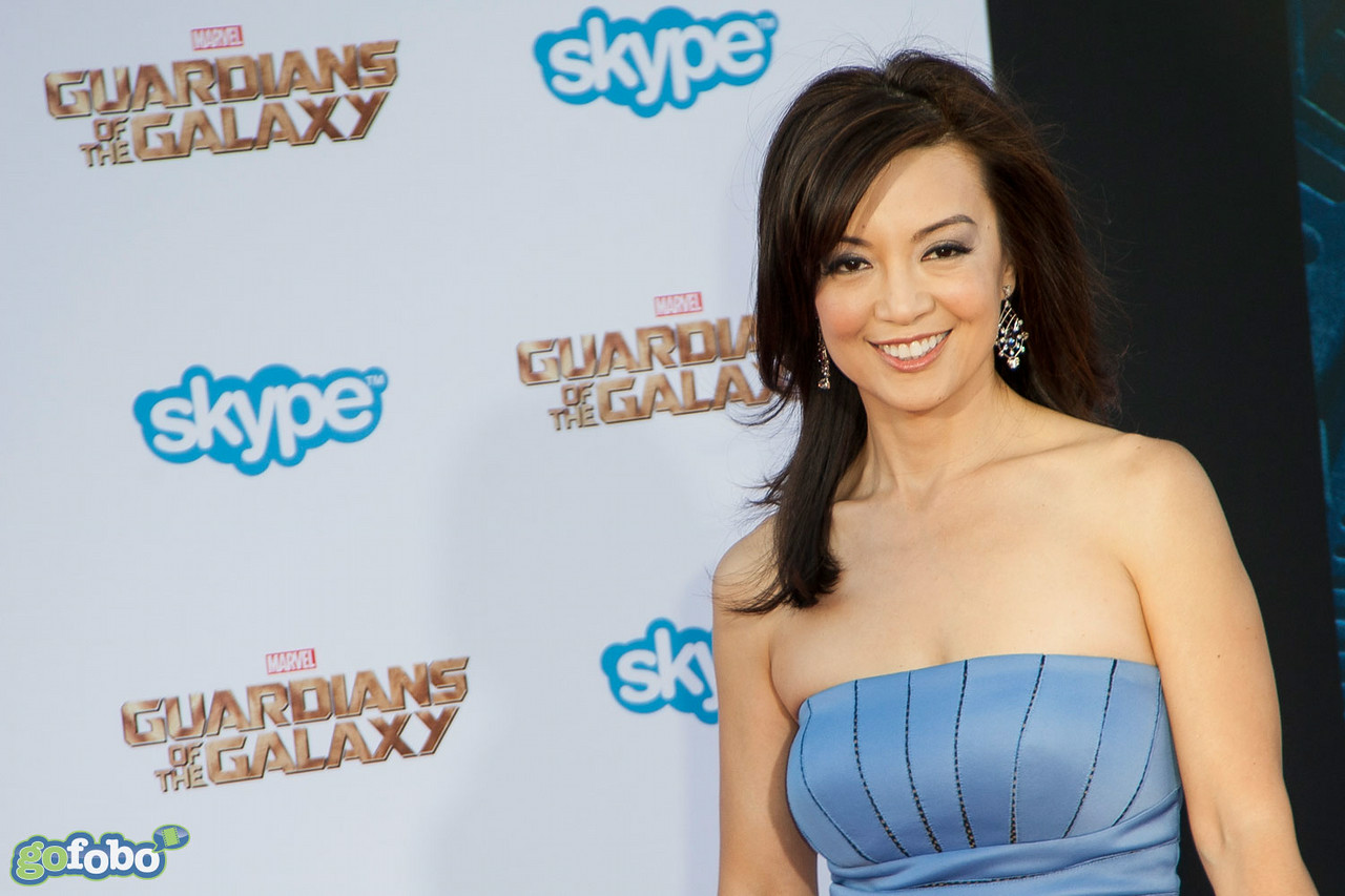 HOLLYWOOD, CA - JULY 21: Actress Ming-Na Wen attends Marvel's 'Guardians Of The Galaxy' Los Angeles Premiere at the Dolby Theatre on Monday July 21, 2014 in Hollywood, California. (Photo by Tom Sorensen/Moovieboy Pictures)