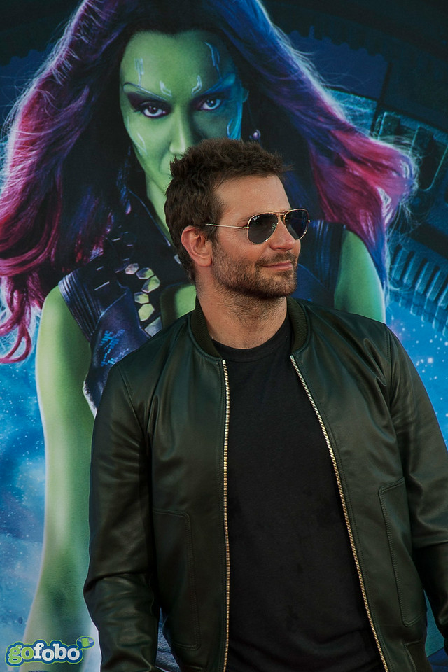 HOLLYWOOD, CA - JULY 21: Actor Bradley Cooper attends Marvel's 'Guardians Of The Galaxy' Los Angeles Premiere at the Dolby Theatre on Monday July 21, 2014 in Hollywood, California. (Photo by Tom Sorensen/Moovieboy Pictures)