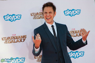 HOLLYWOOD, CA - JULY 21: Director James Gunn attends Marvel's 'Guardians Of The Galaxy' Los Angeles Premiere at the Dolby Theatre on Monday July 21, 2014 in Hollywood, California. (Photo by Tom Sorensen/Moovieboy Pictures)