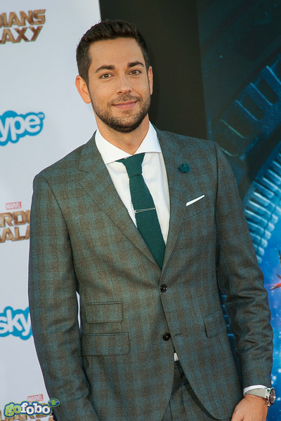 HOLLYWOOD, CA - JULY 21: Actor Zachary Levi attends Marvel's 'Guardians Of The Galaxy' Los Angeles Premiere at the Dolby Theatre on Monday July 21, 2014 in Hollywood, California. (Photo by Tom Sorensen/Moovieboy Pictures)