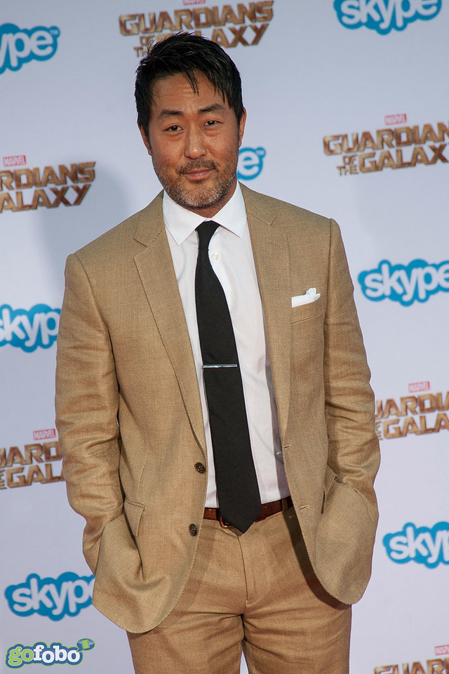 HOLLYWOOD, CA - JULY 21: Actor Kenneth Choi attends Marvel's 'Guardians Of The Galaxy' Los Angeles Premiere at the Dolby Theatre on Monday July 21, 2014 in Hollywood, California. (Photo by Tom Sorensen/Moovieboy Pictures)