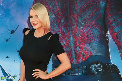 HOLLYWOOD, CA - JULY 21: Actress Carrie Keagan attends Marvel's 'Guardians Of The Galaxy' Los Angeles Premiere at the Dolby Theatre on Monday July 21, 2014 in Hollywood, California. (Photo by Tom Sorensen/Moovieboy Pictures)