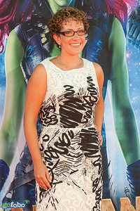 HOLLYWOOD, CA - JULY 21: Screenwriter Nicole Perlman attends Marvel's 'Guardians Of The Galaxy' Los Angeles Premiere at the Dolby Theatre on Monday July 21, 2014 in Hollywood, California. (Photo by Tom Sorensen/Moovieboy Pictures)