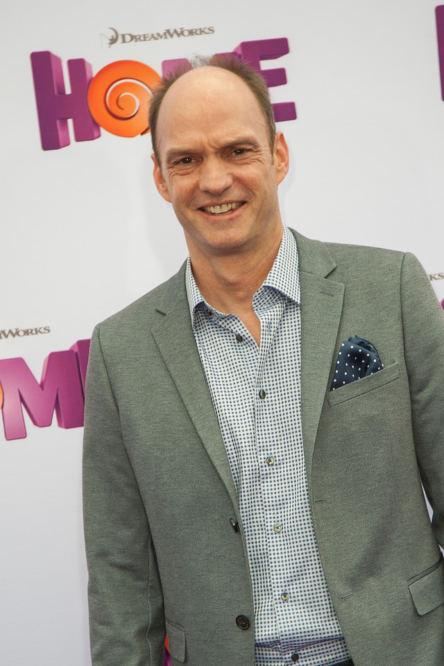 WESTWOOD, CA - MARCH 22: Actor Brian Stepanek arrives for the Premiere Of Twentieth Century Fox And Dreamworks Animation's 'HOME' held at Regency Village Theatre on Sunday March 22, 2015 in Westwood, California. (Photo by Tom Sorensen/Moovieboy Pictures)