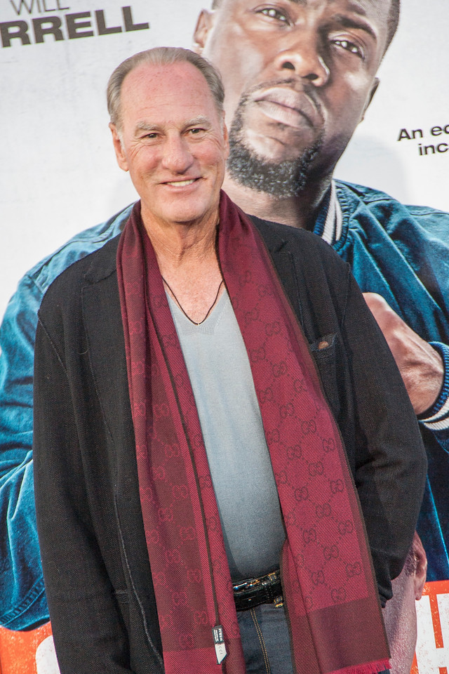 LOS ANGELES, CA - MARCH 25: Actor Craig T. Nelson arrives at the premiere of Warner Bros. Pictures' 'Get Hard' at the Chinese Theatre on March 25, 2015 in Los Angeles, California. (Photo by Tom Sorensen/Moovieboy Pictures)