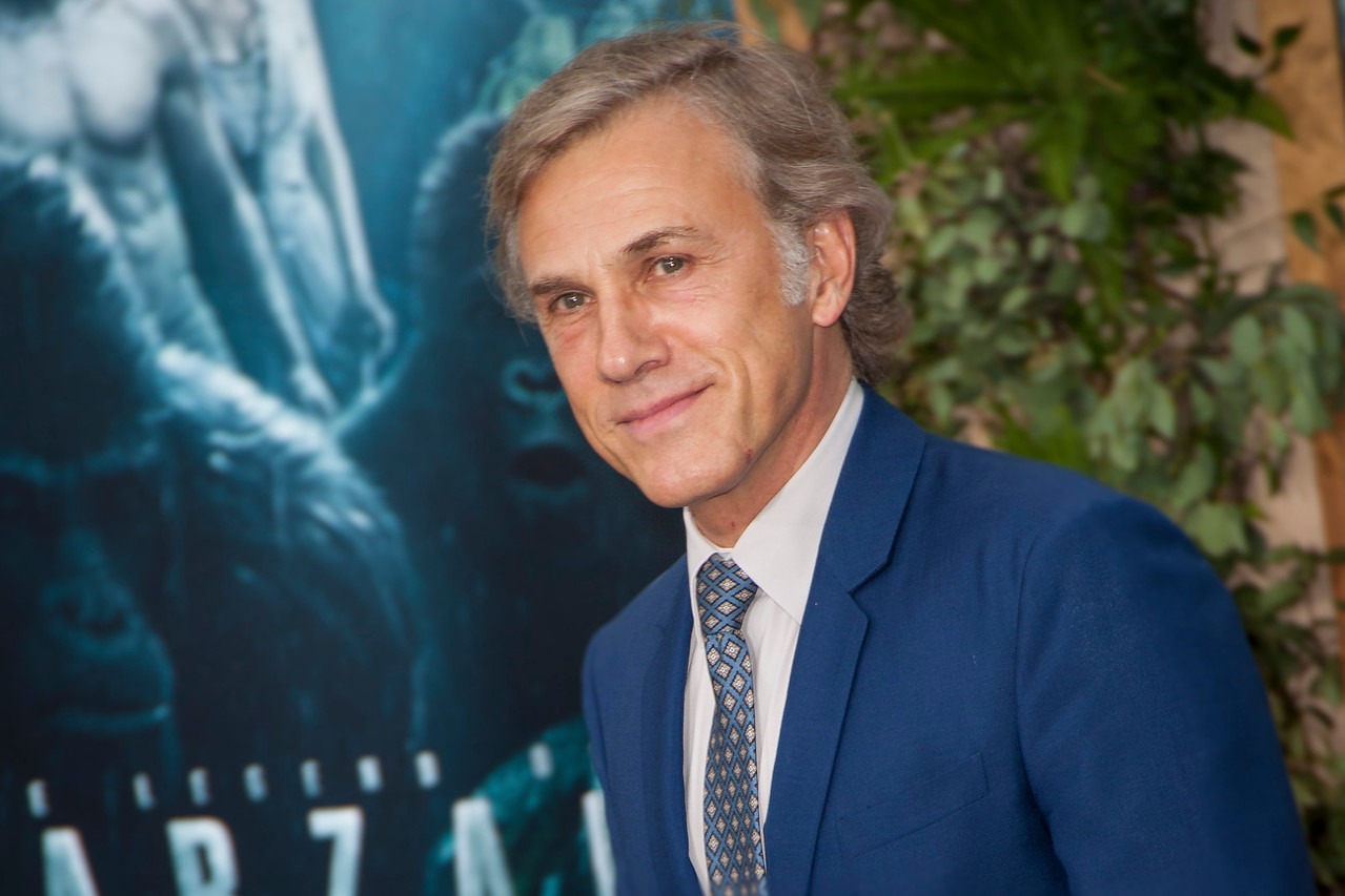 HOLLYWOOD, CA - JUNE 27: Actor Christoph Waltz attends the premiere of Warner Bros. Pictures' 'The Legend Of Tarzan' at Dolby Theatre on Monday June 27, 2016 in Hollywood, California. (Photo by Tom Sorensen/Mooviboy Pictures)