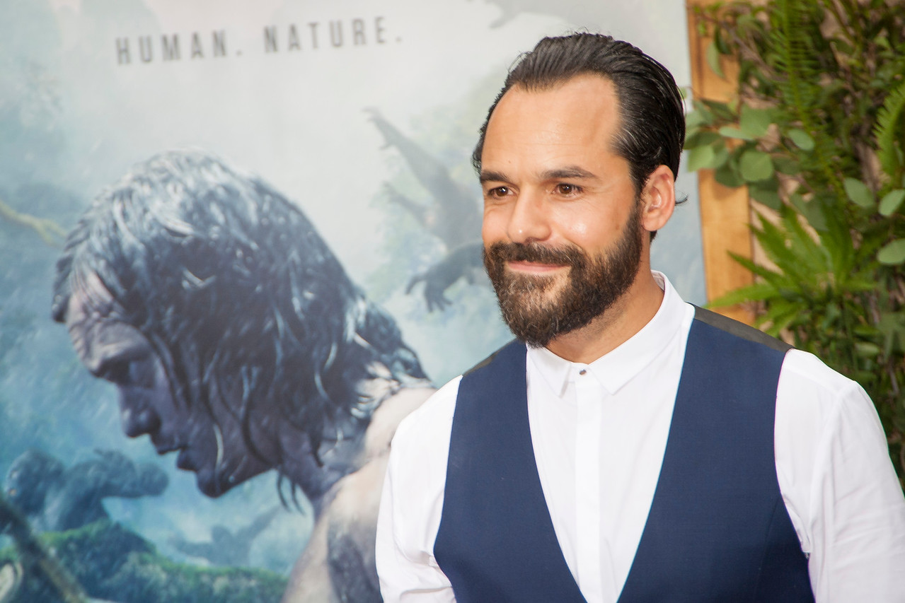 HOLLYWOOD, CA - JUNE 27: Casper Crump attends the premiere of Warner Bros. Pictures' 'The Legend Of Tarzan' at Dolby Theatre on Monday June 27, 2016 in Hollywood, California. (Photo by Tom Sorensen/Mooviboy Pictures)