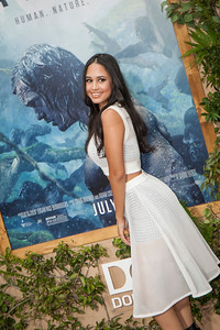 HOLLYWOOD, CA - JUNE 27: Emily Tosta attends the premiere of Warner Bros. Pictures' 'The Legend Of Tarzan' at Dolby Theatre on Monday June 27, 2016 in Hollywood, California. (Photo by Tom Sorensen/Mooviboy Pictures)