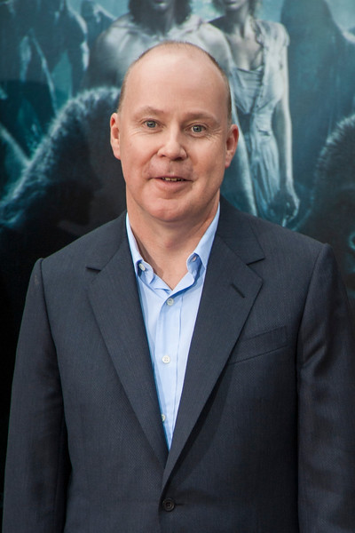 HOLLYWOOD, CA - JUNE 27: Director David Yates and XXX attend the premiere of Warner Bros. Pictures' 'The Legend Of Tarzan' at Dolby Theatre on Monday June 27, 2016 in Hollywood, California. (Photo by Tom Sorensen/Mooviboy Pictures)