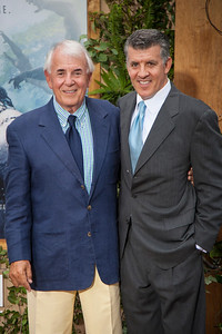 HOLLYWOOD, CA - JUNE 27: Producers Alan Riche and Peter Riche attend the premiere of Warner Bros. Pictures' 'The Legend Of Tarzan' at Dolby Theatre on Monday June 27, 2016 in Hollywood, California. (Photo by Tom Sorensen/Mooviboy Pictures)