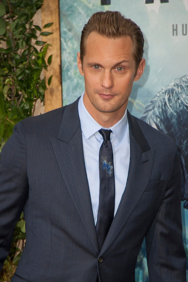 HOLLYWOOD, CA - JUNE 27: Actor Alexander Skarsgard attends the premiere of Warner Bros. Pictures' 'The Legend Of Tarzan' at Dolby Theatre on Monday June 27, 2016 in Hollywood, California. (Photo by Tom Sorensen/Mooviboy Pictures)