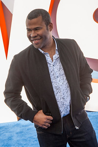 WESTWOOD, CA - SEPTEMBER 17: Actor Jordan Peele attends the premiere of Warner Bros. Pictures' 'Storks' at Regency Village Theatre on Saturday September 17, 2016 in Westwood, California. (Photo by Tom Sorensen/Moovieboy Pictures)