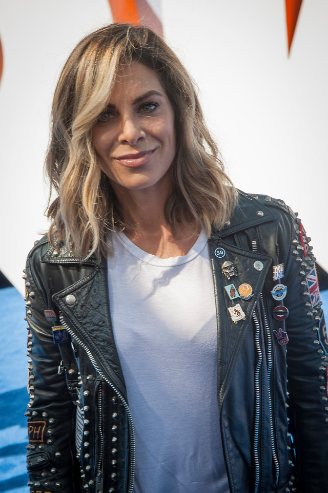WESTWOOD, CA - SEPTEMBER 17: TV Personality Jillian Michaels attends the premiere of Warner Bros. Pictures' 'Storks' at Regency Village Theatre on Saturday September 17, 2016 in Westwood, California. (Photo by Tom Sorensen/Moovieboy Pictures)