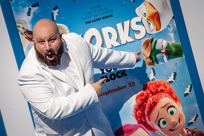WESTWOOD, CA - SEPTEMBER 17: Actor Stephen Kramer Glickman attends the premiere of Warner Bros. Pictures' 'Storks' at Regency Village Theatre on Saturday September 17, 2016 in Westwood, California. (Photo by Tom Sorensen/Moovieboy Pictures)