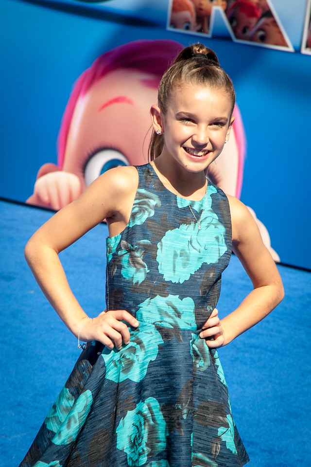 WESTWOOD, CA - SEPTEMBER 17: Dancer Emma Hellenkamp attends the premiere of Warner Bros. Pictures' 'Storks' at Regency Village Theatre on Saturday September 17, 2016 in Westwood, California. (Photo by Tom Sorensen/Moovieboy Pictures)