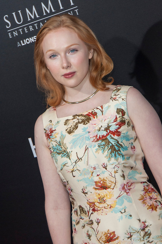 BEVERLY HILLS, CA - OCTOBER 24: Actress Molly Quinn attends the screening of Summit Entertainment's 'Hacksaw Ridge' at the Samuel Goldwyn Theater on Monday October 24, 2016 in Beverly Hills, California. (Photo by Tom Sorensen/Moovieboy Pictures)
