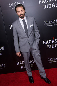 BEVERLY HILLS, CA - OCTOBER 24: Actor Richard Pyros attends the screening of Summit Entertainment's 'Hacksaw Ridge' at the Samuel Goldwyn Theater on Monday October 24, 2016 in Beverly Hills, California. (Photo by Tom Sorensen/Moovieboy Pictures)