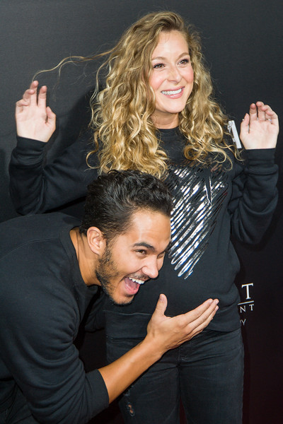 BEVERLY HILLS, CA - OCTOBER 24: (L-R) Actors Carlos PenaVega and Alexa PenaVega attend the screening of Summit Entertainment's 'Hacksaw Ridge' at the Samuel Goldwyn Theater on Monday October 24, 2016 in Beverly Hills, California. (Photo by Tom Sorensen/Moovieboy Pictures)
