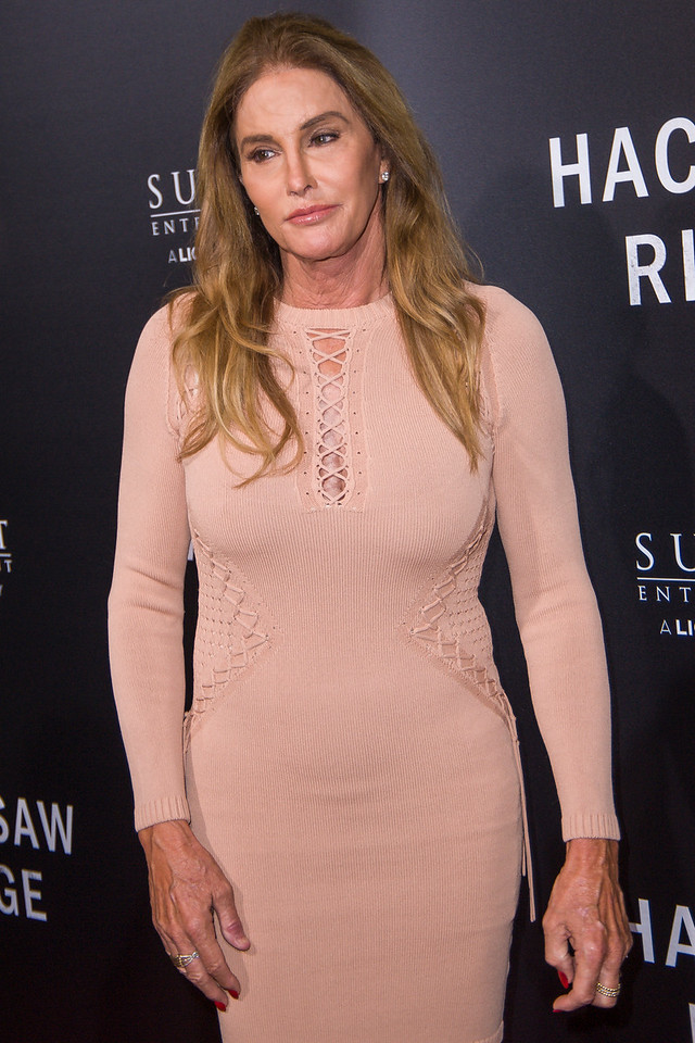 BEVERLY HILLS, CA - OCTOBER 24: Caitlyn Jenner attends the screening of Summit Entertainment's 'Hacksaw Ridge' at the Samuel Goldwyn Theater on Monday October 24, 2016 in Beverly Hills, California. (Photo by Tom Sorensen/Moovieboy Pictures)