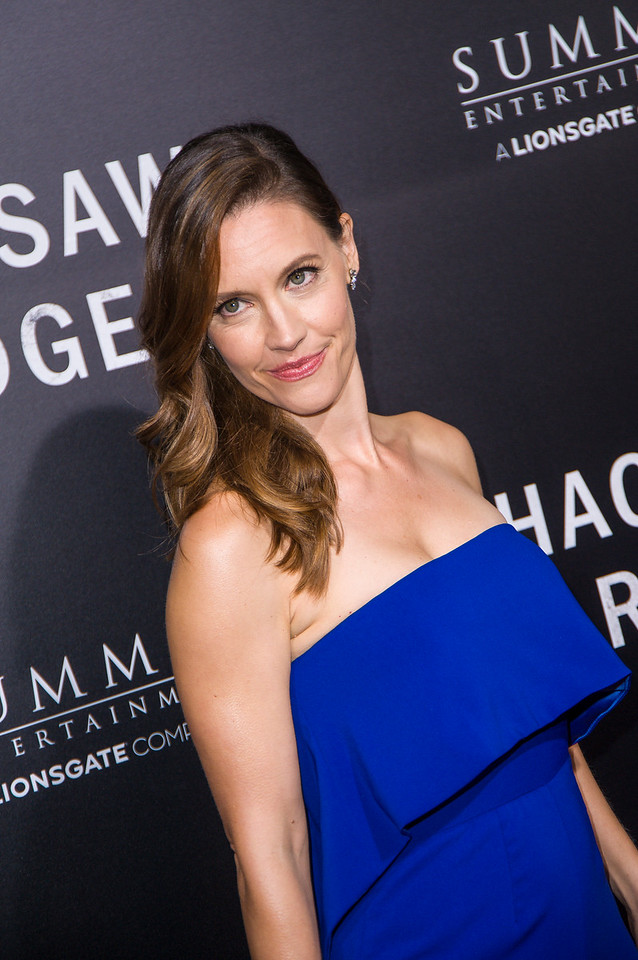 BEVERLY HILLS, CA - OCTOBER 24: KaDee Strickland attends the screening of Summit Entertainment's 'Hacksaw Ridge' at the Samuel Goldwyn Theater on Monday October 24, 2016 in Beverly Hills, California. (Photo by Tom Sorensen/Moovieboy Pictures)