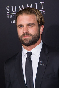 BEVERLY HILLS, CA - OCTOBER 24: Actor Milo Gibson attends the screening of Summit Entertainment's 'Hacksaw Ridge' at the Samuel Goldwyn Theater on Monday October 24, 2016 in Beverly Hills, California. (Photo by Tom Sorensen/Moovieboy Pictures)