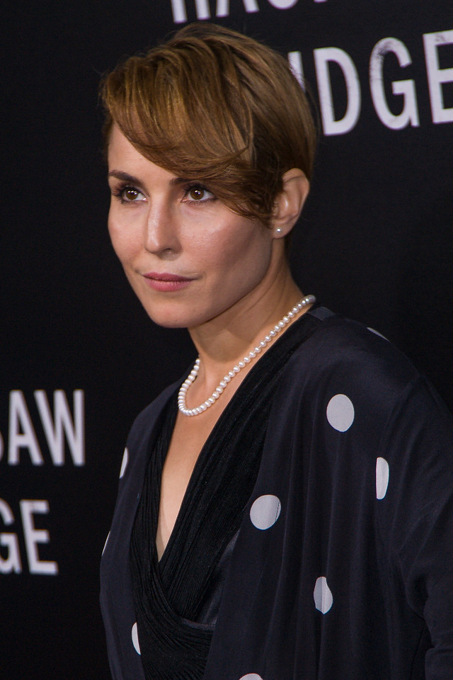 BEVERLY HILLS, CA - OCTOBER 24: Actress Noomi Rapace attends the screening of Summit Entertainment's 'Hacksaw Ridge' at the Samuel Goldwyn Theater on Monday October 24, 2016 in Beverly Hills, California. (Photo by Tom Sorensen/Moovieboy Pictures)