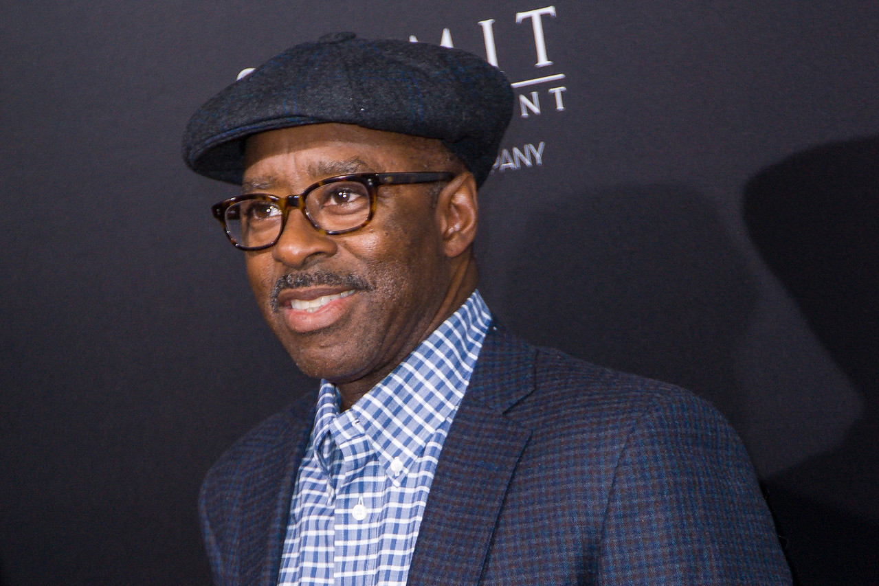 BEVERLY HILLS, CA - OCTOBER 24: Actor Actor Courtney B. Vance  attends the screening of Summit Entertainment's 'Hacksaw Ridge' at the Samuel Goldwyn Theater on Monday October 24, 2016 in Beverly Hills, California. (Photo by Tom Sorensen/Moovieboy Pictures)