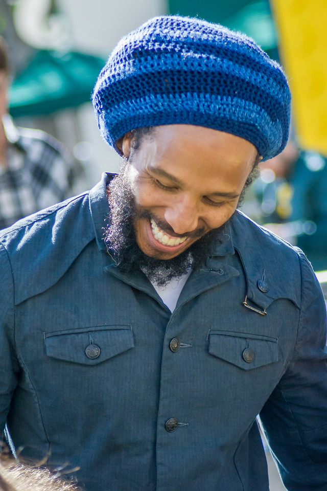 WESTWOOD, CA - FEBRUARY 04: Musician Ziggy Marley attends the premiere Of Warner Bros. Pictures' 'The LEGO Batman Movie' at Regency Village Theatre on Saturday February 4, 2017 in Westwood, California. (Photo by Tom Sorensen/Moovieboy Pictures)